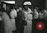 Image of FDIC pays depositors of failed Fon Du Lac Bank East Peoria Illinois USA, 1934, second 27 stock footage video 65675022427