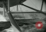 Image of Sikorsky S-42 Flying Boat test flight Bridgeport Connecticut USA, 1934, second 25 stock footage video 65675022428
