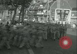 Image of American  Marines in Shanghai Shanghai China, 1934, second 7 stock footage video 65675022439