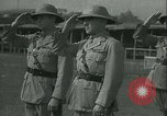 Image of American  Marines in Shanghai Shanghai China, 1934, second 16 stock footage video 65675022439