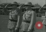 Image of American  Marines in Shanghai Shanghai China, 1934, second 17 stock footage video 65675022439