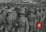 Image of American  Marines in Shanghai Shanghai China, 1934, second 40 stock footage video 65675022439