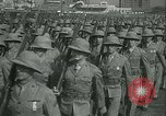 Image of American  Marines in Shanghai Shanghai China, 1934, second 41 stock footage video 65675022439