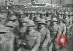 Image of American  Marines in Shanghai Shanghai China, 1934, second 44 stock footage video 65675022439