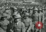 Image of American  Marines in Shanghai Shanghai China, 1934, second 46 stock footage video 65675022439