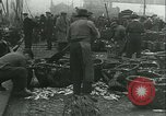 Image of Herring and Bloater fishes United Kingdom, 1934, second 17 stock footage video 65675022441