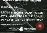Image of Inaugural baseball All Star Game Chicago Illinois USA, 1933, second 3 stock footage video 65675022449