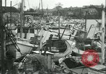 Image of storm lashes Atlantic seaboard Norfolk Virginia USA, 1933, second 19 stock footage video 65675022451