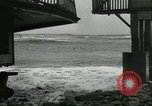 Image of storm lashes Atlantic seaboard Norfolk Virginia USA, 1933, second 24 stock footage video 65675022451