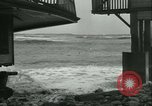 Image of storm lashes Atlantic seaboard Norfolk Virginia USA, 1933, second 25 stock footage video 65675022451