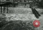 Image of storm lashes Atlantic seaboard Norfolk Virginia USA, 1933, second 41 stock footage video 65675022451