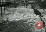 Image of storm lashes Atlantic seaboard Norfolk Virginia USA, 1933, second 42 stock footage video 65675022451