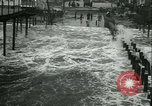 Image of storm lashes Atlantic seaboard Norfolk Virginia USA, 1933, second 43 stock footage video 65675022451