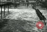 Image of storm lashes Atlantic seaboard Norfolk Virginia USA, 1933, second 46 stock footage video 65675022451