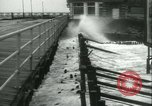 Image of storm lashes Atlantic seaboard Norfolk Virginia USA, 1933, second 55 stock footage video 65675022451