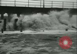 Image of storm lashes Atlantic seaboard Norfolk Virginia USA, 1933, second 58 stock footage video 65675022451