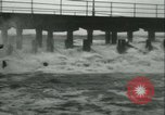 Image of storm lashes Atlantic seaboard Norfolk Virginia USA, 1933, second 59 stock footage video 65675022451