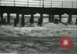 Image of storm lashes Atlantic seaboard Norfolk Virginia USA, 1933, second 60 stock footage video 65675022451