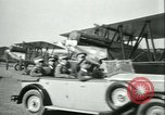 Image of Prince Humbert and Italo Balbo Bologna Italy, 1931, second 26 stock footage video 65675022460