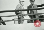 Image of Prince Humbert and Italo Balbo Bologna Italy, 1931, second 37 stock footage video 65675022460