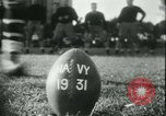 Image of US Naval Academy football Annapolis Maryland USA, 1931, second 16 stock footage video 65675022465