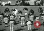 Image of US Naval Academy football Annapolis Maryland USA, 1931, second 30 stock footage video 65675022465