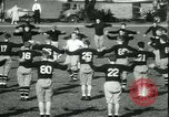 Image of US Naval Academy football Annapolis Maryland USA, 1931, second 31 stock footage video 65675022465