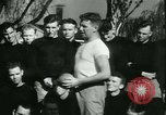 Image of US Naval Academy football Annapolis Maryland USA, 1931, second 35 stock footage video 65675022465