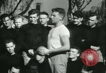 Image of US Naval Academy football Annapolis Maryland USA, 1931, second 37 stock footage video 65675022465