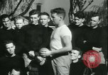 Image of US Naval Academy football Annapolis Maryland USA, 1931, second 39 stock footage video 65675022465