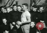 Image of US Naval Academy football Annapolis Maryland USA, 1931, second 40 stock footage video 65675022465