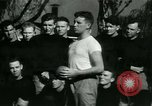 Image of US Naval Academy football Annapolis Maryland USA, 1931, second 41 stock footage video 65675022465