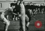 Image of US Naval Academy football Annapolis Maryland USA, 1931, second 49 stock footage video 65675022465
