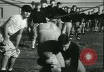 Image of US Naval Academy football Annapolis Maryland USA, 1931, second 50 stock footage video 65675022465