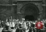 Image of Admiral Horthy and Count Karyoli Budapest Hungary, 1931, second 14 stock footage video 65675022466