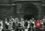 Image of Admiral Horthy and Count Karyoli Budapest Hungary, 1931, second 17 stock footage video 65675022466