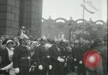 Image of Admiral Horthy and Count Karyoli Budapest Hungary, 1931, second 22 stock footage video 65675022466