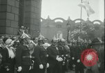 Image of Admiral Horthy and Count Karyoli Budapest Hungary, 1931, second 23 stock footage video 65675022466
