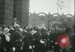 Image of Admiral Horthy and Count Karyoli Budapest Hungary, 1931, second 24 stock footage video 65675022466