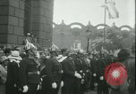 Image of Admiral Horthy and Count Karyoli Budapest Hungary, 1931, second 25 stock footage video 65675022466