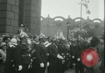 Image of Admiral Horthy and Count Karyoli Budapest Hungary, 1931, second 26 stock footage video 65675022466