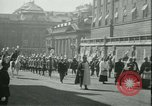 Image of Admiral Horthy and Count Karyoli Budapest Hungary, 1931, second 27 stock footage video 65675022466