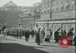 Image of Admiral Horthy and Count Karyoli Budapest Hungary, 1931, second 28 stock footage video 65675022466