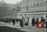 Image of Admiral Horthy and Count Karyoli Budapest Hungary, 1931, second 30 stock footage video 65675022466