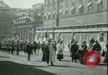 Image of Admiral Horthy and Count Karyoli Budapest Hungary, 1931, second 31 stock footage video 65675022466