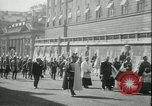 Image of Admiral Horthy and Count Karyoli Budapest Hungary, 1931, second 35 stock footage video 65675022466
