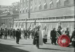 Image of Admiral Horthy and Count Karyoli Budapest Hungary, 1931, second 37 stock footage video 65675022466