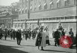 Image of Admiral Horthy and Count Karyoli Budapest Hungary, 1931, second 38 stock footage video 65675022466