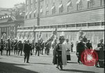 Image of Admiral Horthy and Count Karyoli Budapest Hungary, 1931, second 39 stock footage video 65675022466