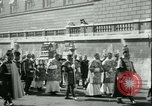 Image of Admiral Horthy and Count Karyoli Budapest Hungary, 1931, second 41 stock footage video 65675022466
